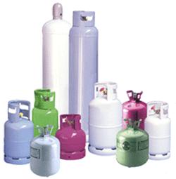 HVAC Refrigerants