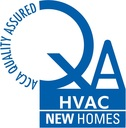 HVAC New Homes Logo