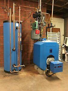 Buderus G115WS Boiler