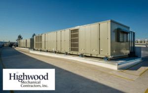 Rooftop Unit HVAC Highwood Mechanical