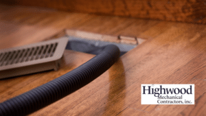 Air Duct Cleaning - Highwood Mechanical Contractors Logo